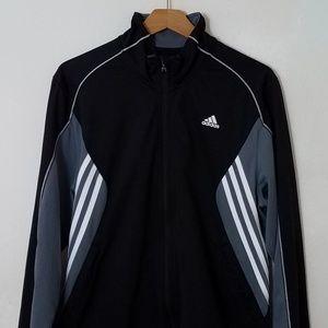 Adidas Men's Full Zip Athletic Jacket